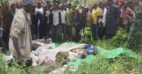 Enquête sur la tuerie de Boffa: 20 personnes déférées au parquet, un mort parmi les interpellés
