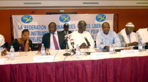 Rencontre houleuse des cadres du Pds:  Doudou Wade « sauve » Abdoul Aziz Diop