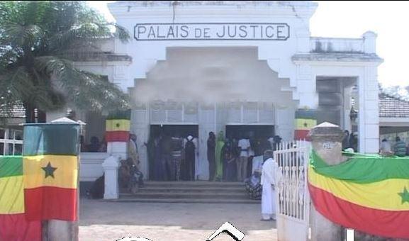 Palais de justice de Ziguinchor