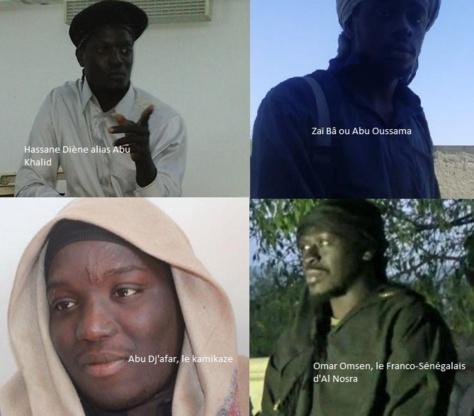 Rapport: Le Sénégal, 8e fournisseur de combattants à l'Etat islamique