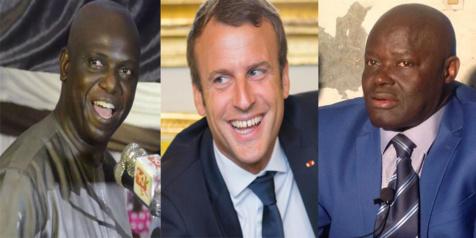 """L'accueil de Macron divise le PDS à Saint-Louis : Ameth Fall Braya accusé de """"vendre le parti"""""""
