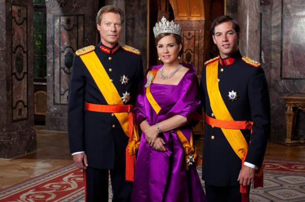 Son Altesse Royale Henri, Grand-Duc de Luxembourg en visite officielle au Sénégal