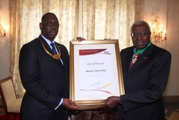« Macky Sall doit s'impliquer personnellement pour la résolution définitive du dossier judiciaire Lamine Diack » (Mamadou Goumbala)