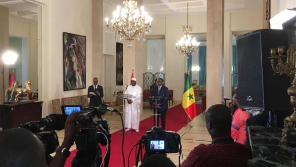 Un an après le départ de Jammeh, des relations fluides entre Dakar et Banjul