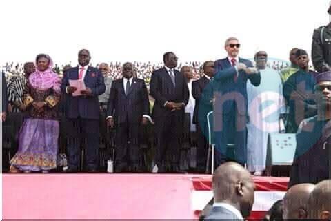 PHOTOS - Investiture du Président élu de la République du Libéria, S.E George Manneh Weah