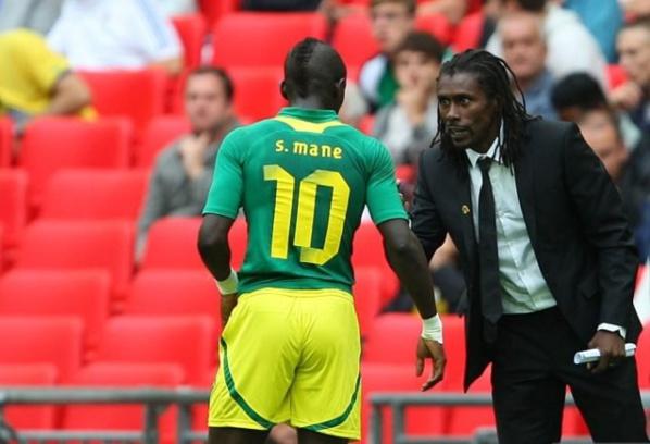 Sadio Mane sur ses deux coachs : « Aliou Cissé est comme Klopp »