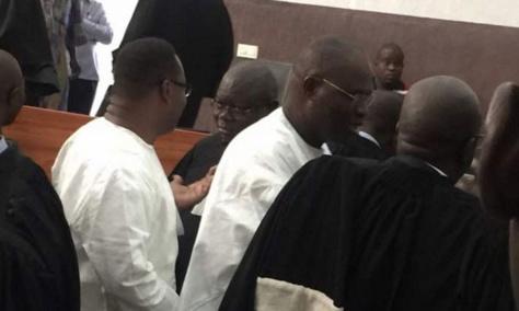 Procès Khalifa Sall : Quand des magistrats troublent l'audience