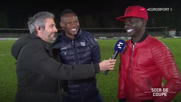 Coupe de France: Quand Sadio Mané donne le coup d'envoi d'Epinal-Marseille