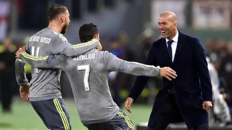 SOUTIEN : Sergio Ramos envoie un message fort à Zinédine Zidane