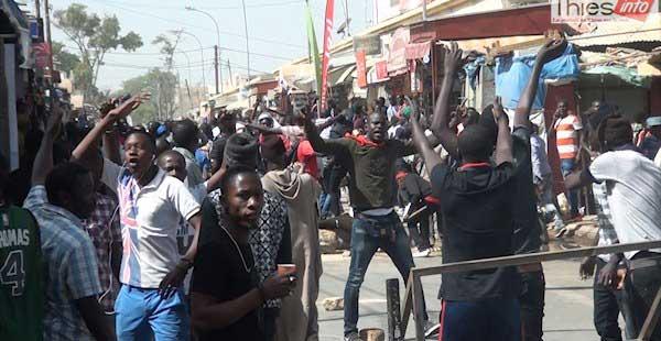 Affaire des contrats: Le collectif des travailleurs du Port de Dakar menacent de tenir…