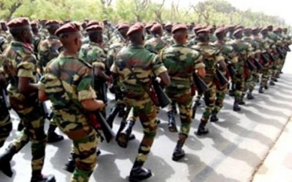 Situation sécuritaire en Gambie: 500 militaires attendus par le président Adama Barrow