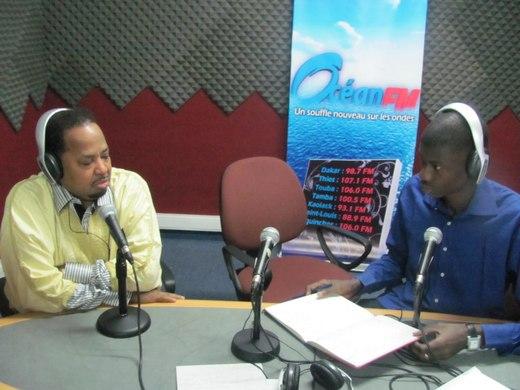 L'invité Matinal sur Océan Fm recoit Ahmed Khalifa Niasse, président du Front des alliances patriotiques (F.A.P)