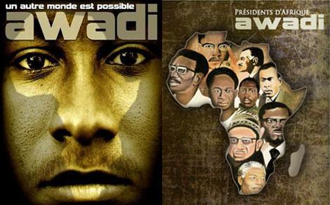 « C'est un appel pour l'éveil de conscience de la jeunesse africaine », selon Dj Awadi