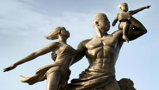 [Photos - Vidéo] Sénégal : la statue de la discorde