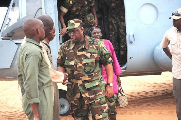 Macky Sall dit non à un ministre de l'Intérieur militaire