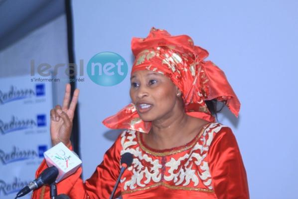 Aissata Tall Sall sans détours: « Abdou Diouf m'a beaucoup déçue »