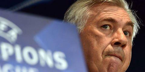Ancelotti évoque le choc Real-PSG