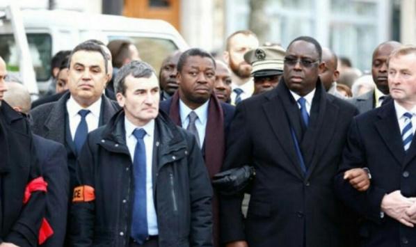 """Ousmane Sonko : « Macky Sall est plus qu'un bon préfet de """"nos ancêtres les gaulois"""". Macron n'en a rien à faire de nos problèmes intérieurs »"""