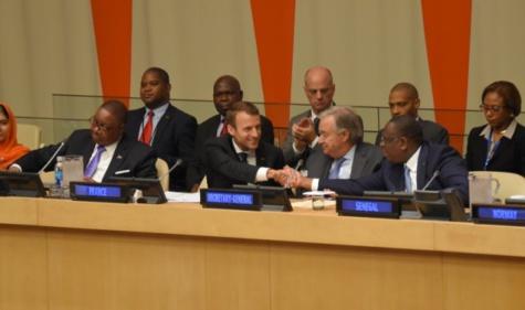 Conférence sur le financement de l'éducation: Pas moins de 7 chefs d'Etats africains attendus à Dakar