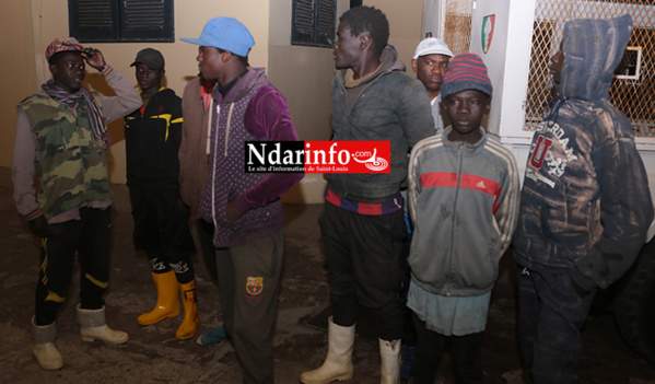 EXCLUSIF : Libérés par la Mauritanie, les 8 pêcheurs guet-ndariens rentrent au bercail (vidéo)