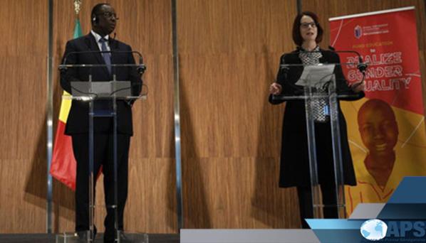 """Le Partenariat mondial pour l'éducation dit avoir """"marqué un grand coup"""" à Dakar"""