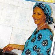 Seynabou Diop, Journaliste et Présentatrice du JT sur Rts1 : Du Virtuel au Naturel
