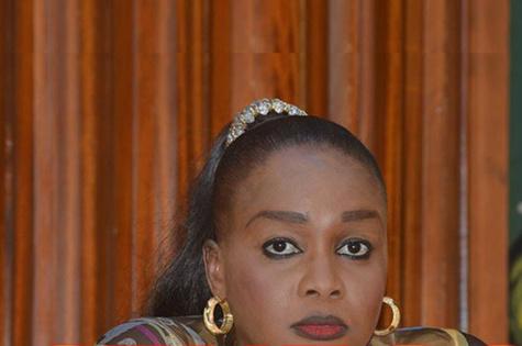 APR: Fatou Thiam, la nouvelle recrue  de Macky