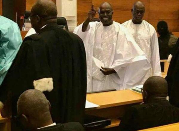 Procès du Maire de Dakar: Passe d'armes entre le procureur et Khalifa Sall