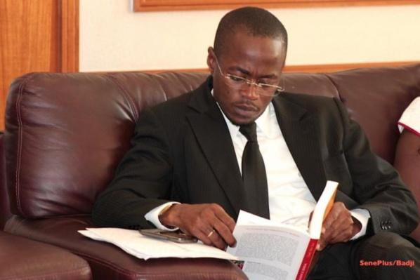 """Abdou Mbow répond à Khalifa Sall : """"C'est des mensonges, Macky Sall n'a jamais bénéficié..."""""""