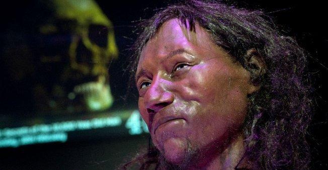 Le premier Anglais était noir — Cheddar Man