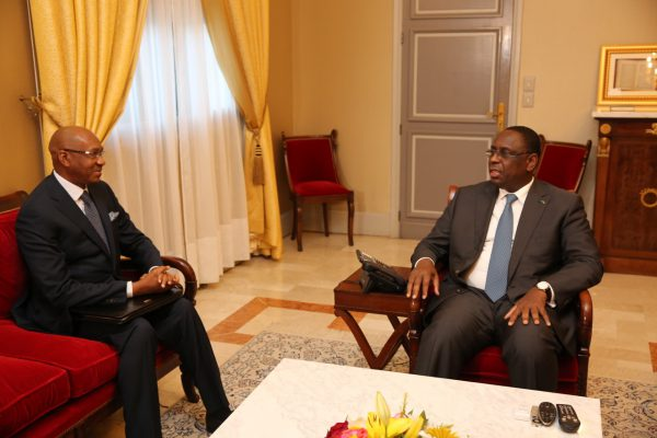 L'ancien Premier Ministre Hadjibou Soumaré perd sa mère