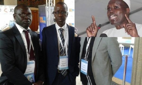 Mbaye Touré et Mamadou Oumar Bocoum se « chamaillent » encore à la barre