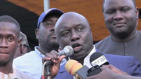Idrissa Seck convoque Macky Sall dans procès de  Khalifa Sall
