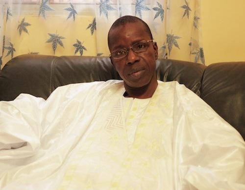 Mamadou Omar Bocoum: «je ne peux conduire un véhicule rempli de délinquants »