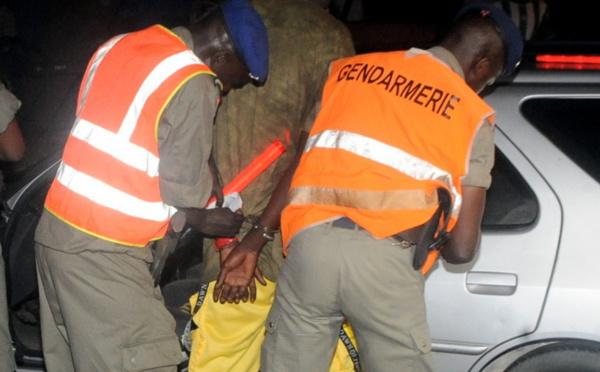 Foundiougne: Course-poursuite et échange de coups de feu après une tentative de braquage