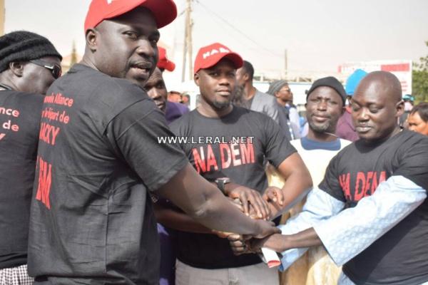 """Massaly : """"Les jeunes doivent faire face au régime dictatorial de Macky Sall"""""""
