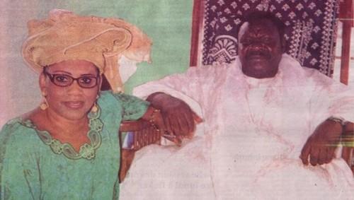 SOKHNA AICHA MAMA KANE, DEUXIEME EPOUSE DU GUIDE DES THIANTACOUNES : «Ma rencontre avec Cheikh Béthio...»