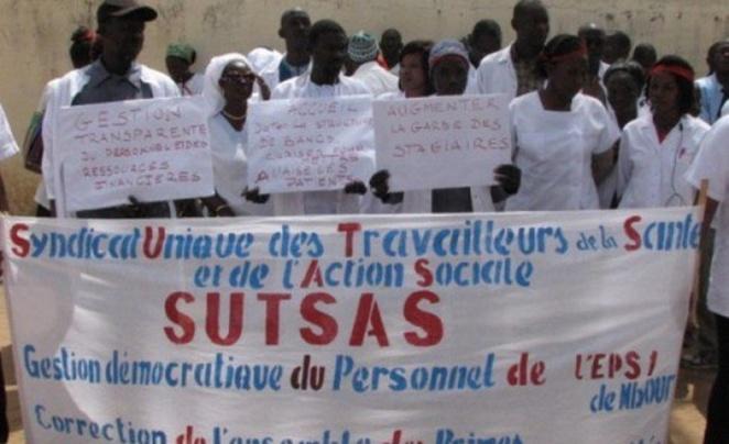 Santé - Mballo Dia Thiam menace de faire du Gueusseum au cas où les promesses ne seront pas honorées