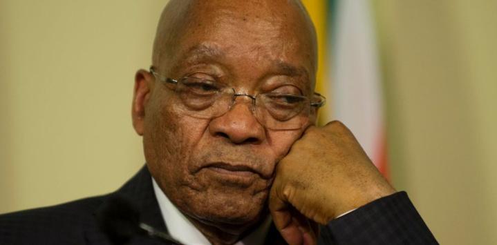 """Afrique du Sud : le long naufrage de """"l'insubmersible"""" Jacob Zuma"""