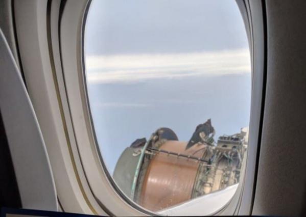 Google : un ingénieur partage la vidéo terrifiante de son avion en train de tomber en morceaux
