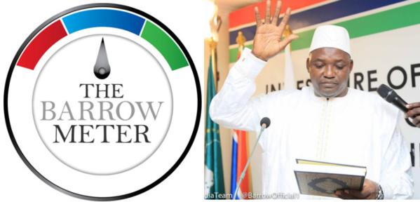 Lancement du barrow-meter : Les Gambiens s'inspirent du mackymetre sénégalais