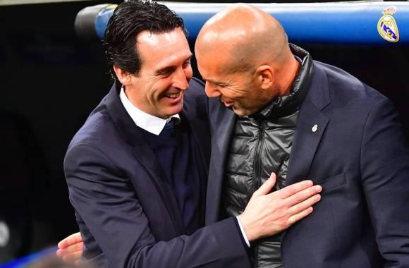 """Real-PSG: Zidane savoure un résultat """"mérité"""""""