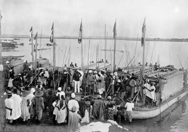 1918 Mission Blaise Diagne- CHAPITRE 2 De Bamako à Conakry - Une campagne africaine
