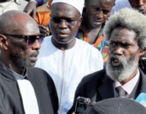 Affaire Khalifa Sall : Déçu, Me Khourechi Bâ qualifie le réquisitoire du Procureur, de délire