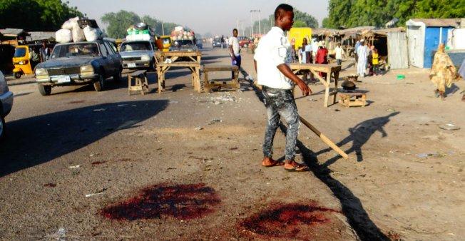17 morts à Maiduguri — Nigéria