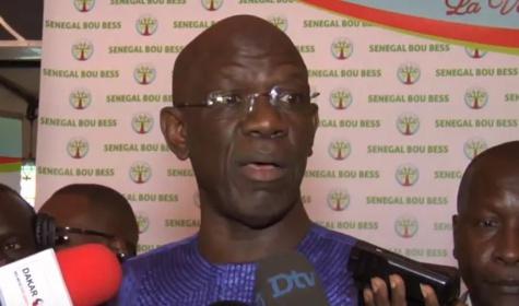 """Mame Adama Gueye annonce sa candidature: """"je fais le serment devant Dieu et devant le peuple que..."""""""