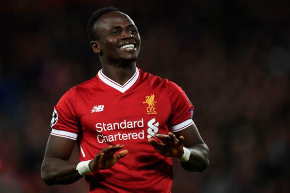 Sadio Mane : «Heureux de remporter le trophée»