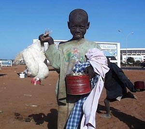 Des élèves d'écoles coraniques dans des conditions proches de « l'esclavage » - HRW