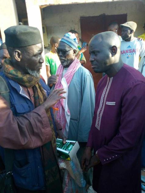 Tournée politique : Thierno Bocoum continue « d'Agir » dans le Baol
