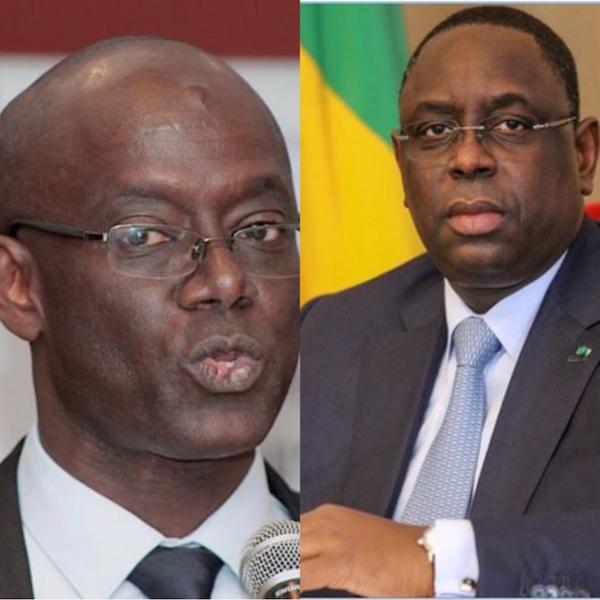 """Inauguration route Fatick-Kaolack : Thierno Alassane Sall verse du sable dans le """"couscous"""" de Macky Sall"""